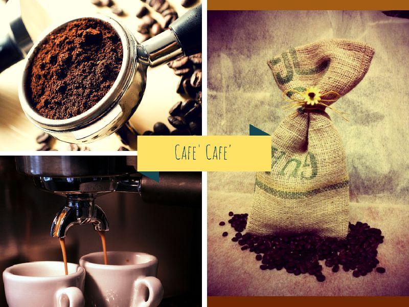 Caffè in confezione regalo, Juta