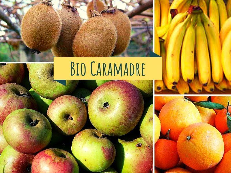 Misto Frutta Bio ( Arance, Kiwi, Mele, Banane )